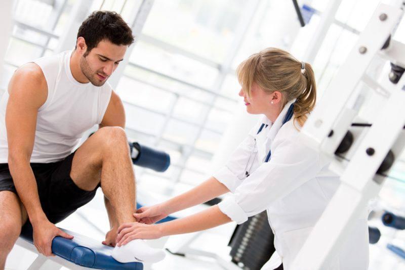 Реабилитация спортсменов: факты, которые нужно знать
