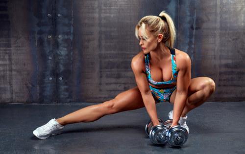 Силовые тренировки для начинающих
