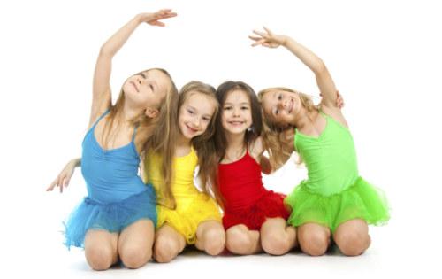 Танцевальная аэробика для детей