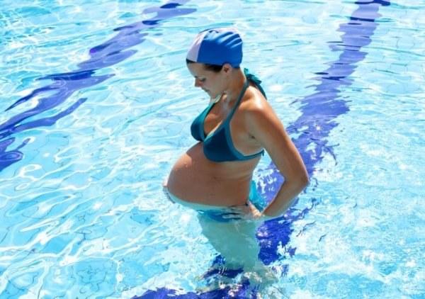 Бассейн для беременных в центре Киева