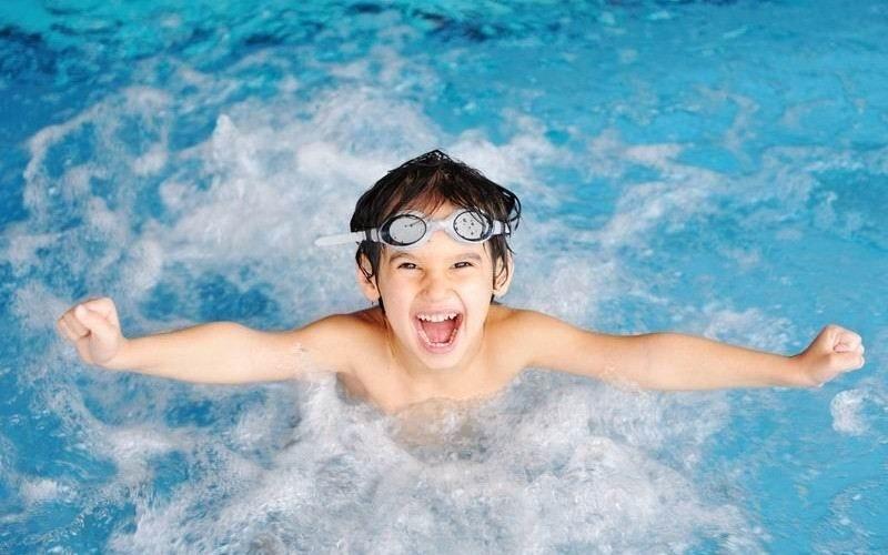 Плаванье — лучший спорт для укрепления детского организма